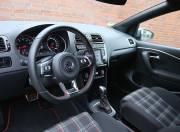 volkswagen gti interior photo centre console