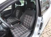 volkswagen gti interior photo door view of driver seat