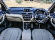 BMW X1 dashboard gal