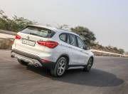 BMW X1 rear three quarter gal