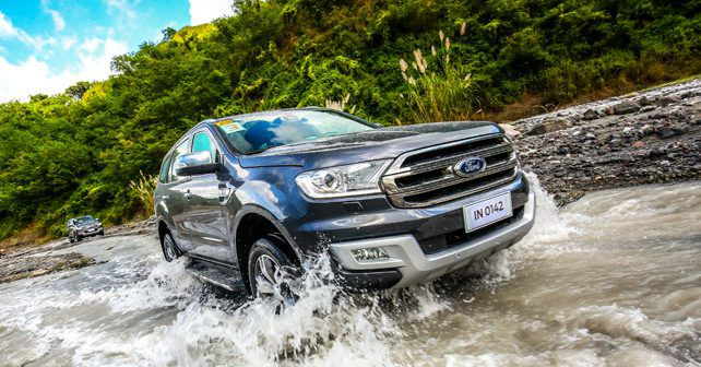 Ford SUV Drive Day5 Everest