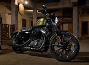 Harley Davidson Iron 883 Photo