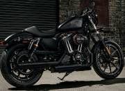Harley Davidson Iron 883 Photo1