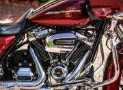 Harley Davidson Road Glide engine gal