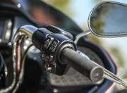 Harley Davidson Road Glide hand button gal