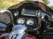 Harley Davidson Road Glide speedometer gal