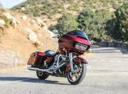 Harley Davidson Road Glide image stand view gal