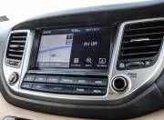 Hyundai Tucson infotainment system gal