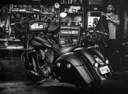 Indian Chieftain Dark Horse Photo9