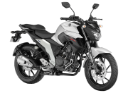 Yamaha FZ25 image Warrior White