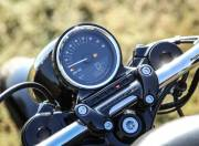harley davidson roadster speedometer gal