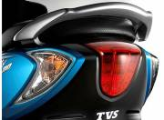 TVS Scooty Zest 110  tail light
