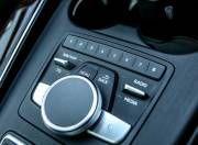 Audi A4 MMI controls
