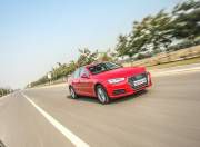Audi A4 motion