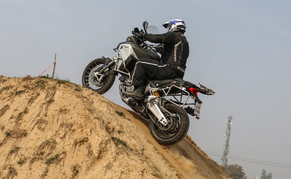 Ducati Multistrada Enduro off road gal