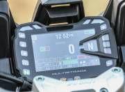 Ducati Multistrada Enduro speedometer gal