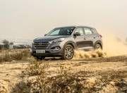 Hyundai Tucson motion