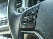Hyundai Tucson steering controls
