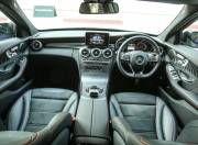 Mercedes AMG C43 Dashboard Gal