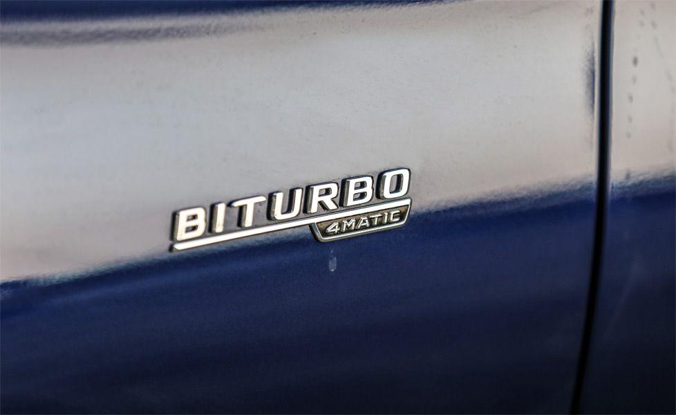Mercedes AMG C43 Gal