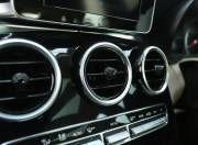Mercedes Benz GLC 300 ac vents