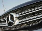 Mercedes Benz GLC 300 grille