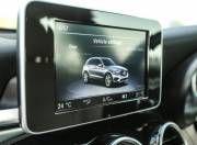 Mercedes Benz GLC 300 infotainment screen