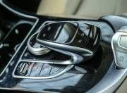 Mercedes Benz GLC 300 touch pad