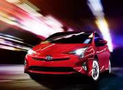 2016 Toyota Prius Front Motion