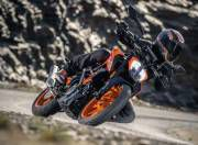 KTM 390 Duke image action