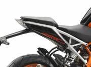 KTM 390 Duke image seat
