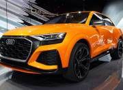Audi Q8 Sport Concept Geneva 2017