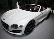 Bentley EXP 12 Speed 6e Concept Front