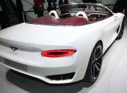 Bentley EXP 12 Speed 6e Concept Rear