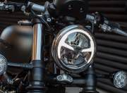 Bonneville Bobber image headlamp