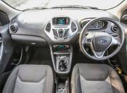 Ford Figo dashboard controls gal