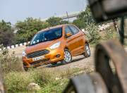 Ford Figo front three quarter gal