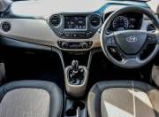 Hyundai Grand i10 dashboard controls gal