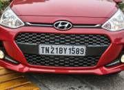 Hyundai Grand i10 front gal
