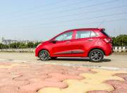 Hyundai Grand i10 side profile gal