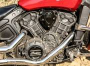 Indian Scout Sixty engine gal