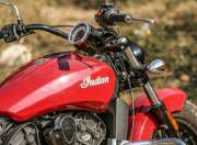 Indian Scout Sixty fuel tank gal