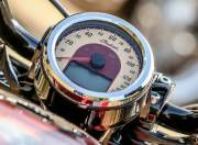 Indian Scout Sixty speedometer gal