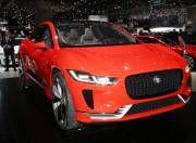 Jaguar i Pace SUV Electric Front