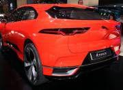 Jaguar i Pace SUV Electric Rear