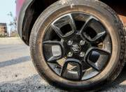 Maruti Suzuki Ignis Alpha alloy wheel gal