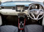 Maruti Suzuki Ignis Alpha dashboard controls gal