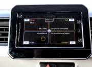 Maruti Suzuki Ignis Alpha dashboard screen gal