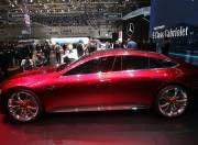 Mercedes AMG GT Concept 4 door
