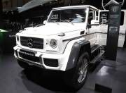 Mercedes Maybach G650 6x6